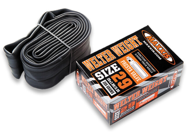 "Maxxis Welter Weight Chambre à air 29x2.5/3.0"", black"